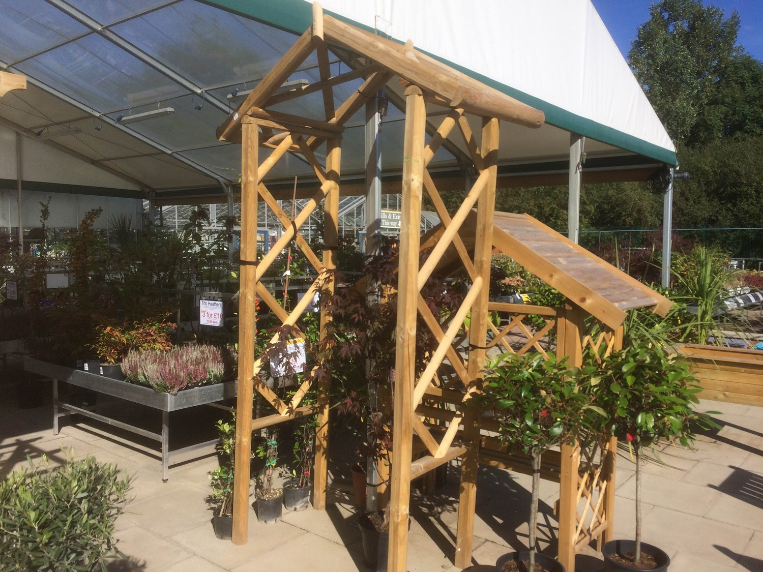 Timber Products Sharnford Garden Centre 03