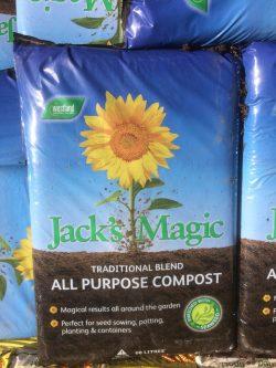 Westland Jacks Magic